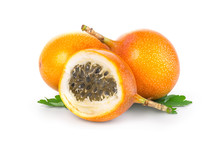 Grenadilla Oval Fruit With A ...