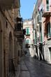 alleys of Trani
