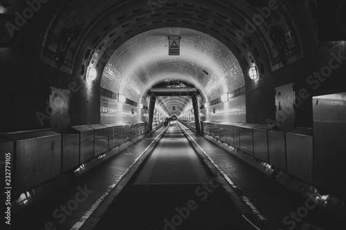 Plakat tunel