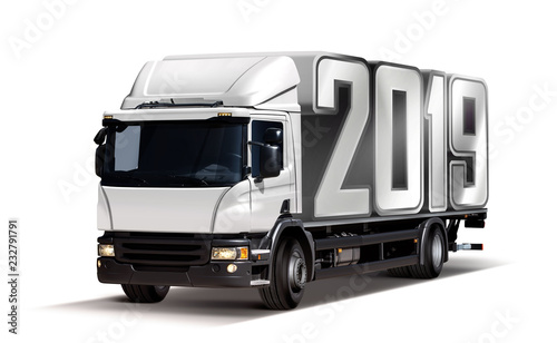 truck with 2019