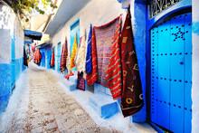 Moroccan Handmade Crafts, Carp...