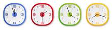 Horloge Murale (aiguilles Mobiles)