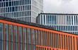 Architektur Detail Malmö Schweden