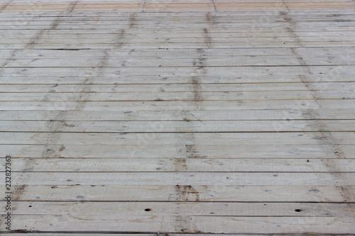 Fotografie, Obraz  planches de bois