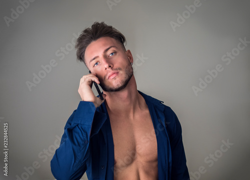 Teen gorgeous double penetration