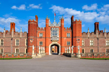 Hampton Court Palace In Richmo...