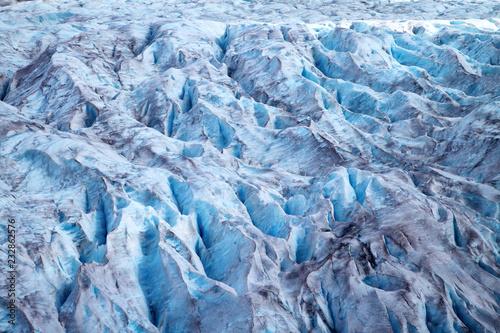 Spoed Foto op Canvas Gletsjers Svartisen glacier, Norway, Europe. Svartisen glacier is second biggest glacier in Norway