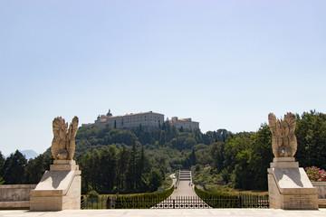 Fototapeta Abbazia di Montecassino