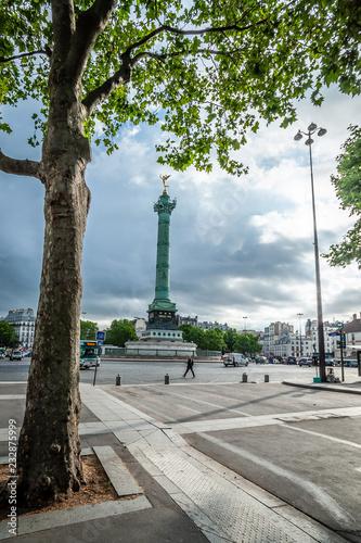 Printed kitchen splashbacks Paris - Place de la Bastille