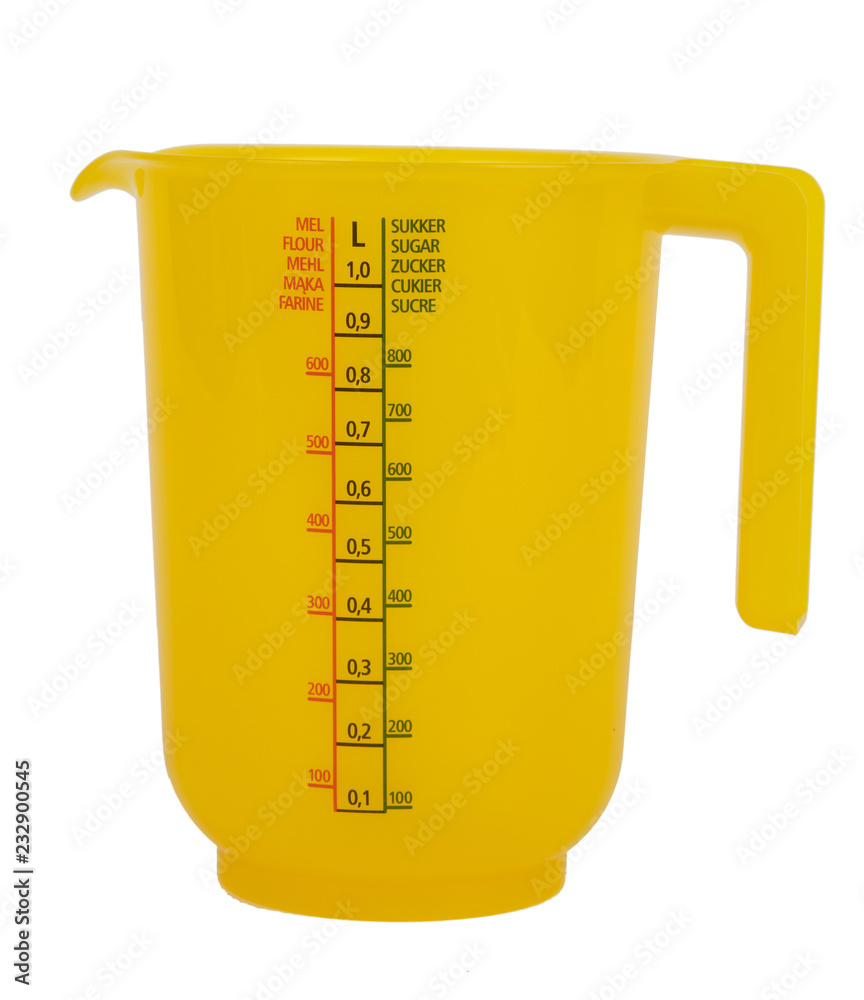 Fototapety, obrazy: Measuring Cup