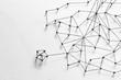 Linking entities, social media, Communications Network