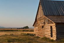 Old Barn At Mormon Row Histori...