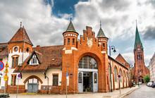 Old City Market In Bydgoszcz, ...