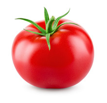 Tomato Isolated.