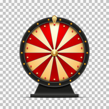 Wheel Of Fortune 3d Object