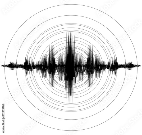 Photographie Earthquake