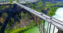 Perrine Bridge, Twin Falls, Id...