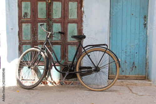 Tuinposter Fiets Bicycle