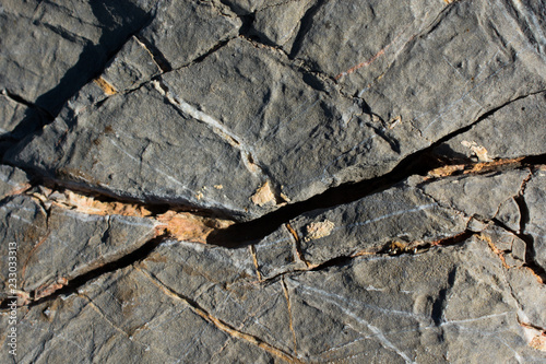 In de dag Stenen Rock or Stone surface as background texture