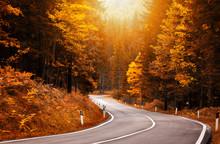 Path To Beautiful Dolomites Wi...