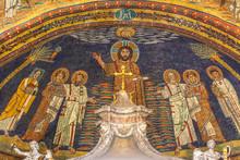 Byzantine Mosaics In The Basi...