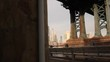 Slider shot from beneath the Manhattan bridge in NY
