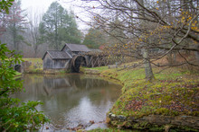Grounds Around Mabry Mill In L...