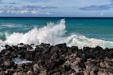 Wave Breaking On The Western K...