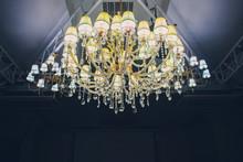 Big Pendant Layers Lamps Patte...