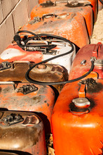 Old Gas Cans 2