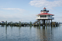 Choptank River Lighthouse In C...