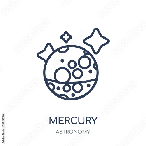 Photo  Mercury icon