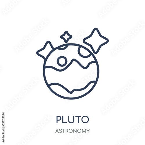 Photo  Pluto icon