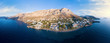 Panorama of Kalymnos island, Greece