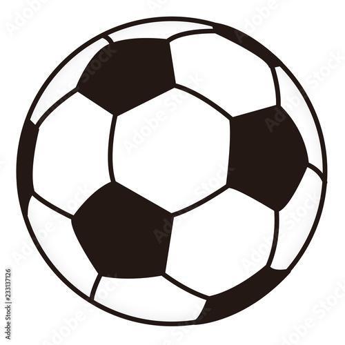In de dag Bol サッカーボール
