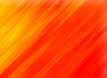 Abstract Red Motion Diagonal S...