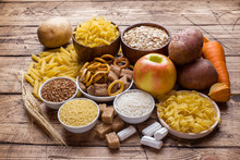 Foods High In Carbohydrate On ...