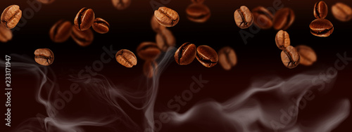 flying-coffee-beans-banner-horizontal