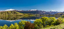 Lake Hayes Reflecting Coronet ...