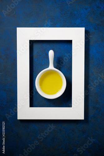 Poster Aromatische Spanish olive oil