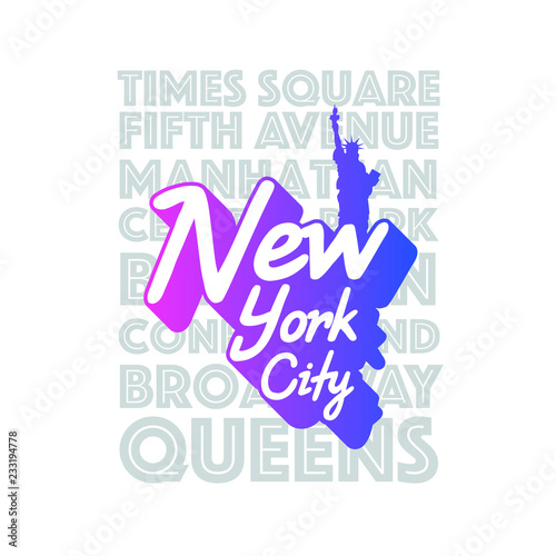 149b1806 new york freedom statue urban poster distressed apparel - Buy this ...