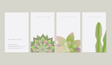 Spring Business Card Templates...
