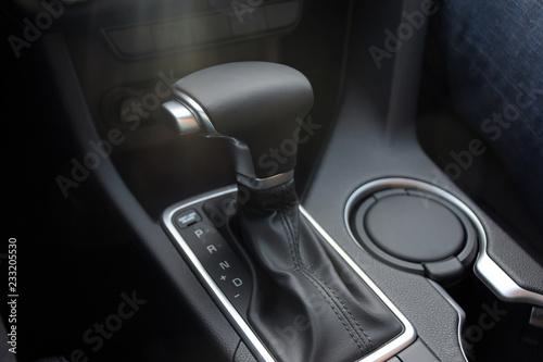 Fototapeta Car interior indoor
