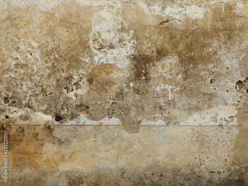 Foto auf AluDibond Alte schmutzig texturierte wand texture of old wall