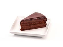 Delicious Chocolate Cake, Sweet Chocolate Cake Slice
