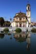 Santuario di Sant'Invenzio a Gaggiano in Italia, Sant'Invenzio Sanctuary in Gaggiano in italy