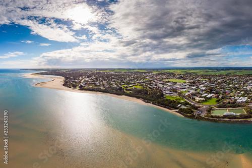 Foto op Aluminium Oceanië View Over Inverloch