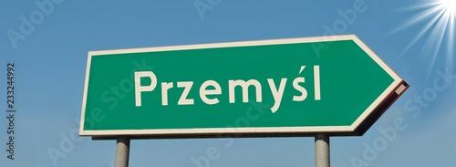 Obraz Przemyśl - fototapety do salonu