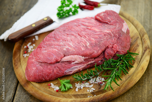 Rinderbraten Messer