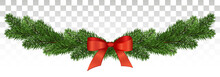 Magnificent Pine Garland With ...